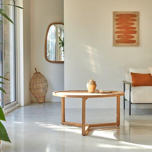 Ana Teak Coffee Table 90