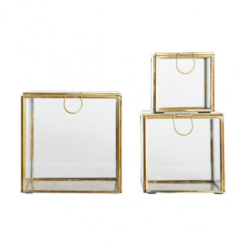Boîtes Macha gold