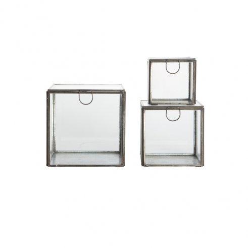 Caja en cristal Macha