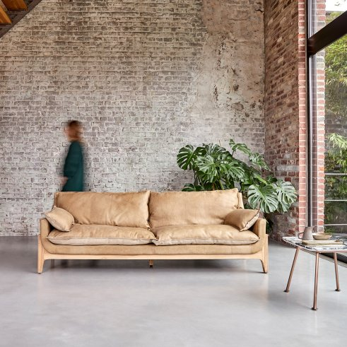 Cheyenne Woodnest 3-seater sofa