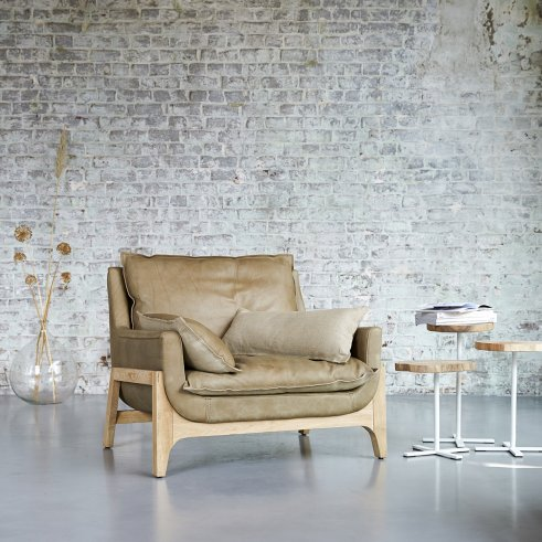 Fauteuil Woodnest Cheyenne