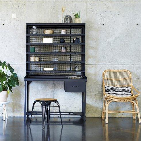 Industriel Metal Office Desk 110