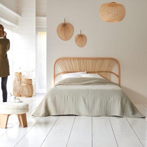Kopfteil für Bett aus Rattan 160 Colette