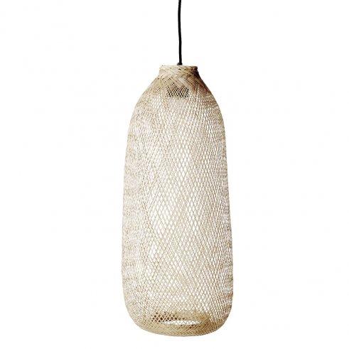 Lámpara de techo en bambú Rita 65