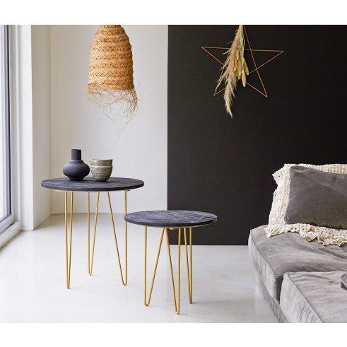 Liv Mango Nesting Tables