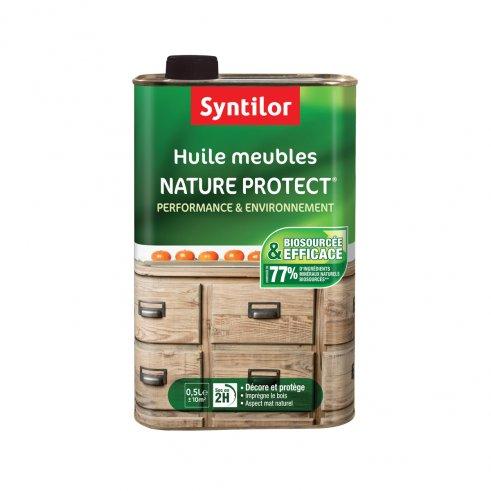 Möbel- und Holzpflegeöl, farblos von Luxens