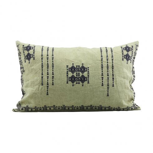 Maja Green Cushion Cover 40x60
