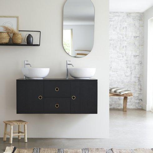 Mueble de baño de teca 123 Polett
