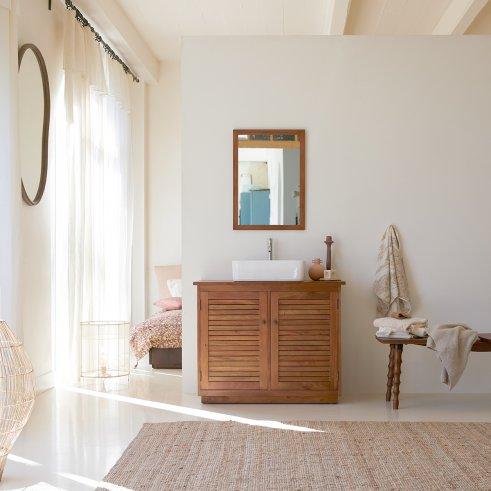 Mueble de baño en caoba 97 Loggia
