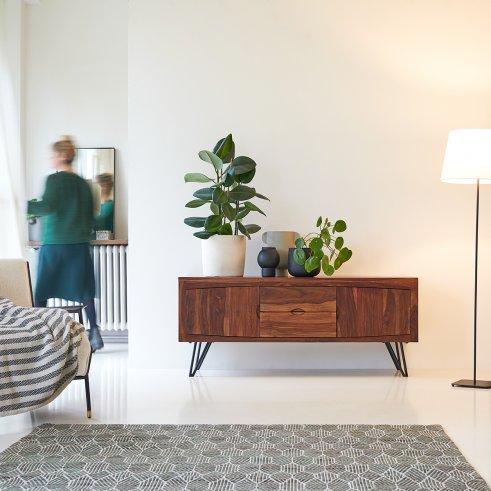 Mueble de TV en palisandro 150 Bonnie