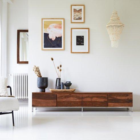 Mueble TV en palisandro 205 Nova