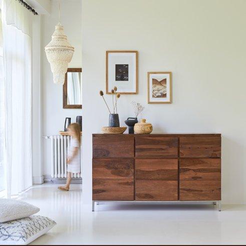 Nova Sheesham Dresser 155