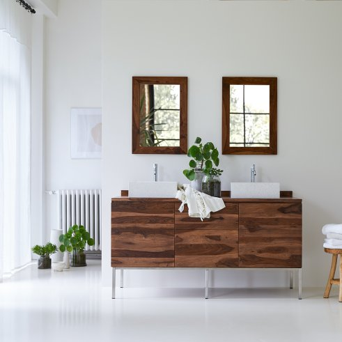 Nova sheesham Washstand 155