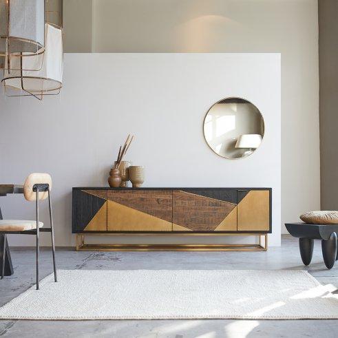 Oscar Oak Sideboard 240