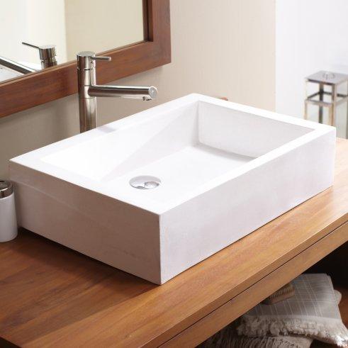 Pegase Terrazzo Washbasin 60