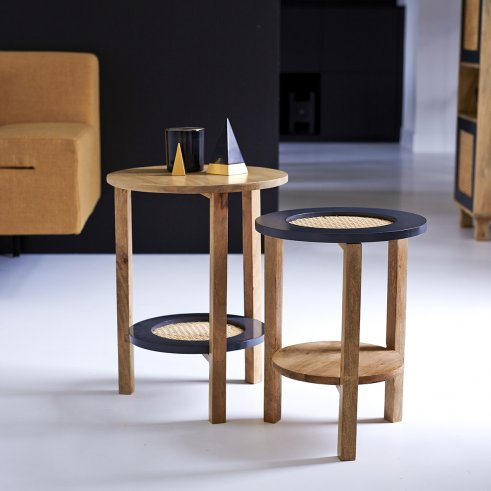 Rafael Mango Side Table