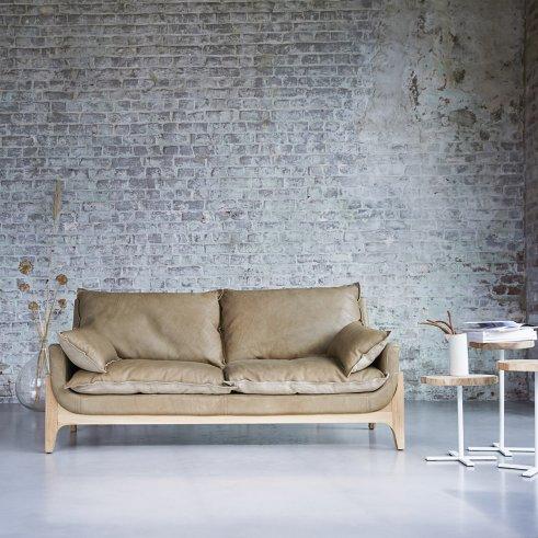 Sofa 2-Sitzer Woodnest Cheyenne