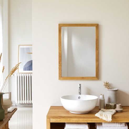 Specchio in Quercia Serena Oak 70x50