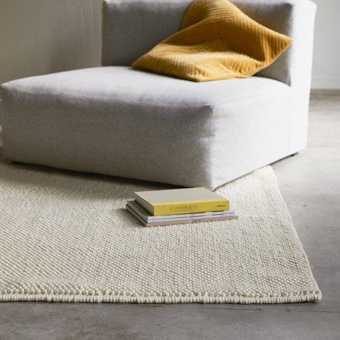 Teppich von Arne Lykke aus Wolle Armance 140x200