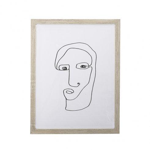 The Galina Framed Print