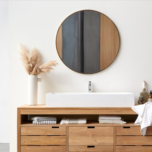 Waschbecken Terrazzo Pegase 100