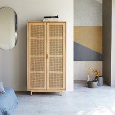 Armario en madera de Mango 160 Rafael