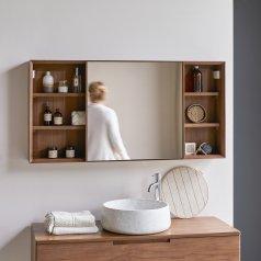 Armoire de toilette en teck 120 Taylor