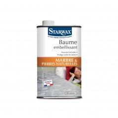Bálsamo para el cuidado del mármol de Starwax, incoloro