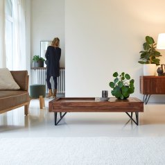 Bonnie Sheesham Coffee Table 120x68