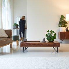 Bonnie Sheesham Coffee Table 120x68