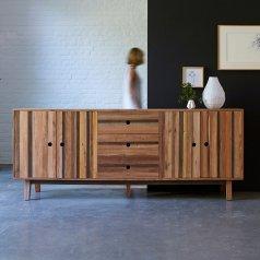 Buffet in legno riciclato 227 Brooklyn