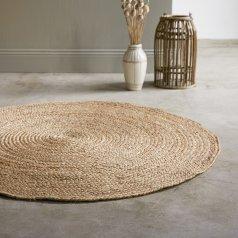 Casatera Teppich aus Jute Horace 120 cm