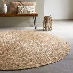 Casatera Teppich aus Jute Horace Teppich 200 cm
