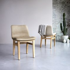 Cheyenne oak Cocoon chair