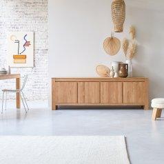 Eden Oak sideboard 210