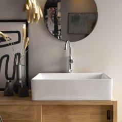 Ema ceramic basin