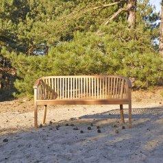 Ernest Teak Garden Bench