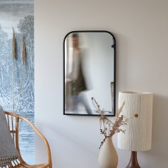 Espejo en Metal 80x50 Nordic