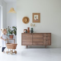 Jonàk Walnut sideboard 145