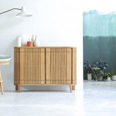 Koppar oak sideboard 115