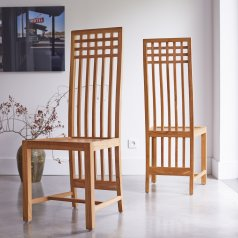 Kwad Teak Dining Chair