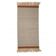 La alfombra de lana Eline 60x120