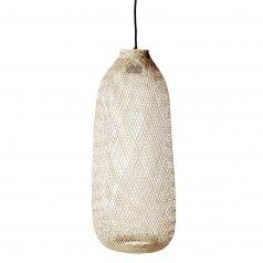 Lampada a sospensione  in bambù Rita 65
