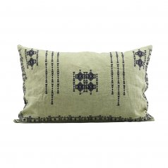 Maja Green Cushion Cover 40x60