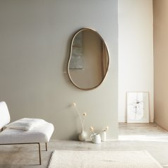 Miroir en mindi 100x70 Dim