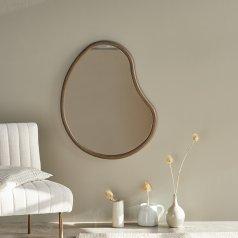 Miroir en mindi 85x65 Cleo