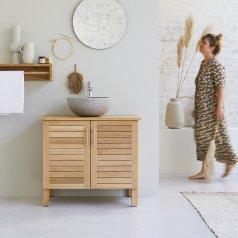 Mueble de baño de roble 85 Soho Oak