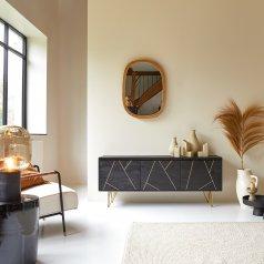 Mueble TV en madera de mango Liv
