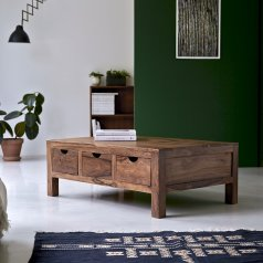 Oliver Sheesham Coffee Table 110x75