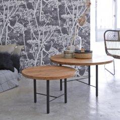 Pavel acacia nesting tables
